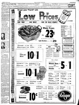 Alton Evening Telegraph from Alton, Illinois on July 1, 1963 · Page 19