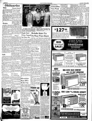Alton Evening Telegraph from Alton, Illinois on July 2, 1963 · Page 6