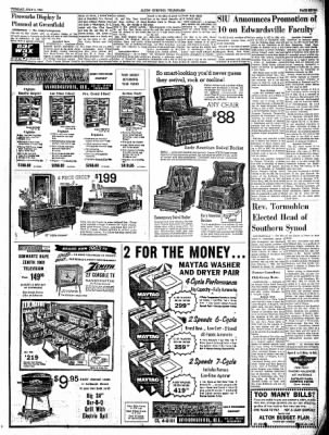 Alton Evening Telegraph from Alton, Illinois on July 2, 1963 · Page 7