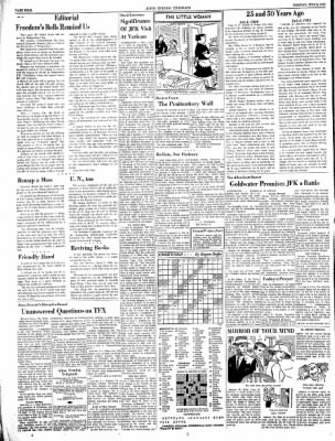 Alton Evening Telegraph from Alton, Illinois on July 3, 1963 · Page 4