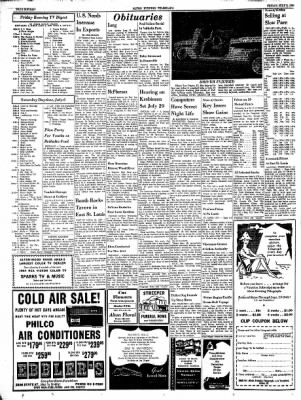 Alton Evening Telegraph from Alton, Illinois on July 5, 1963 · Page 16