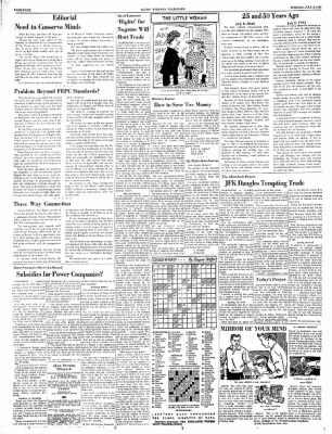 Alton Evening Telegraph from Alton, Illinois on July 9, 1963 · Page 4