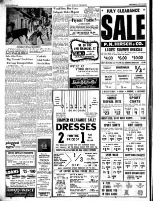 Alton Evening Telegraph from Alton, Illinois on July 10, 1963 · Page 26