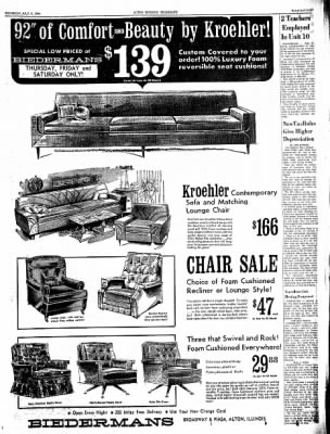 Alton Evening Telegraph from Alton, Illinois on July 11, 1963 · Page 15