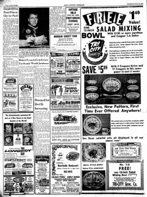 Alton Evening Telegraph from Alton, Illinois on July 11, 1963 · Page 22