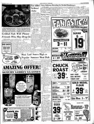Alton Evening Telegraph from Alton, Illinois on July 11, 1963 · Page 25