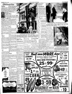 Alton Evening Telegraph from Alton, Illinois on July 11, 1963 · Page 31