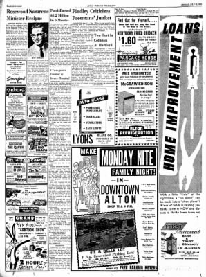 Alton Evening Telegraph from Alton, Illinois on July 15, 1963 · Page 18