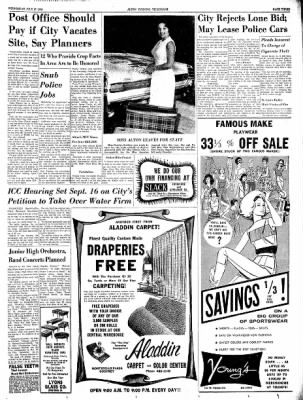 Alton Evening Telegraph from Alton, Illinois on July 17, 1963 · Page 3