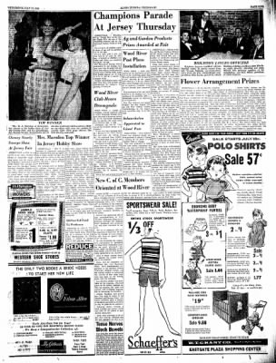 Alton Evening Telegraph from Alton, Illinois on July 17, 1963 · Page 8
