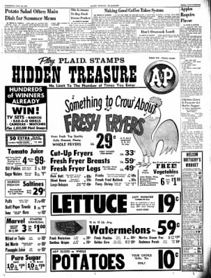 Alton Evening Telegraph from Alton, Illinois on July 18, 1963 · Page 27
