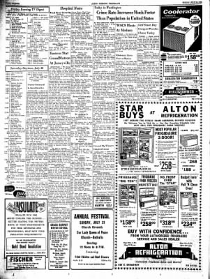 Alton Evening Telegraph from Alton, Illinois on July 19, 1963 · Page 20