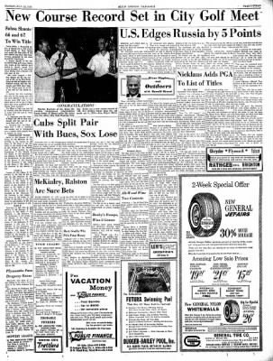 Alton Evening Telegraph from Alton, Illinois on July 22, 1963 · Page 15