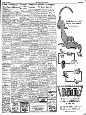 Alton Evening Telegraph from Alton, Illinois on July 23, 1963 · Page 7