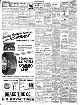 Alton Evening Telegraph from Alton, Illinois on August 1, 1963 · Page 34