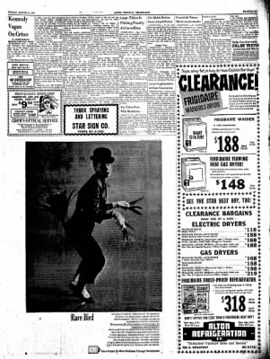 Alton Evening Telegraph from Alton, Illinois on August 2, 1963 · Page 7