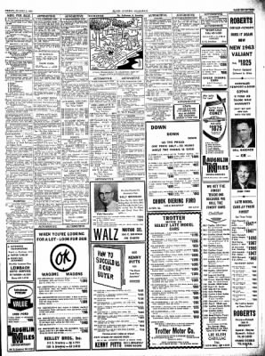 Alton Evening Telegraph from Alton, Illinois on August 2, 1963 · Page 17