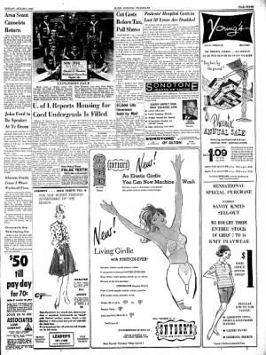 Alton Evening Telegraph from Alton, Illinois on August 5, 1963 · Page 3