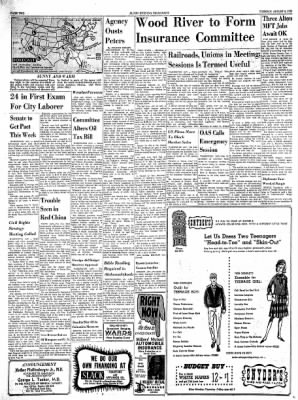 Alton Evening Telegraph from Alton, Illinois on August 6, 1963 · Page 2