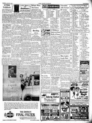 Alton Evening Telegraph from Alton, Illinois on August 6, 1963 · Page 11
