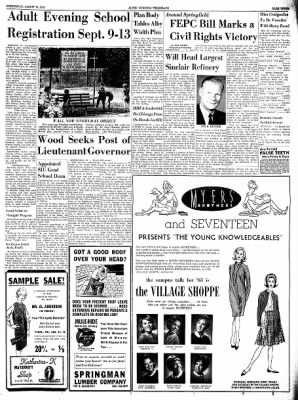 Alton Evening Telegraph from Alton, Illinois on August 14, 1963 · Page 3