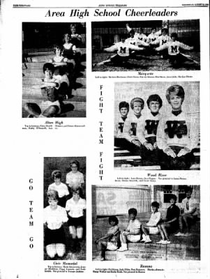 Alton Evening Telegraph from Alton, Illinois on August 14, 1963 · Page 25