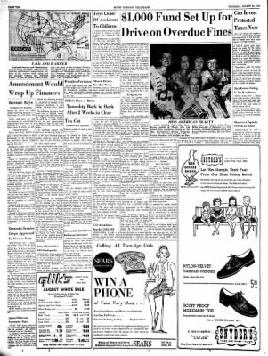Alton Evening Telegraph from Alton, Illinois on August 15, 1963 · Page 2