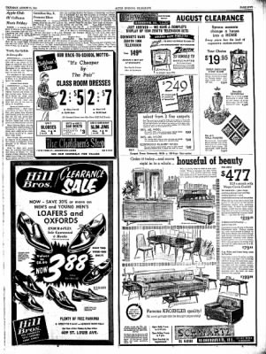 Alton Evening Telegraph from Alton, Illinois on August 15, 1963 · Page 9