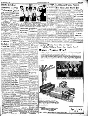Alton Evening Telegraph from Alton, Illinois on August 16, 1963 · Page 9