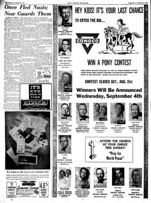 Alton Evening Telegraph from Alton, Illinois on August 21, 1963 · Page 16