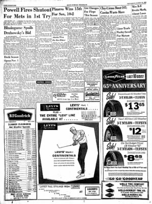 Alton Evening Telegraph from Alton, Illinois on August 21, 1963 · Page 26