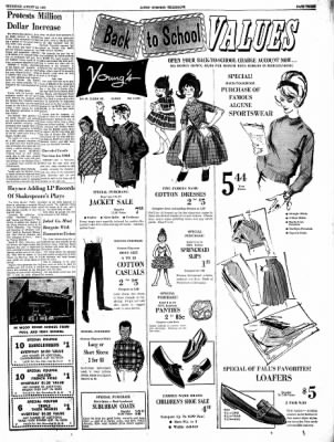 Alton Evening Telegraph from Alton, Illinois on August 22, 1963 · Page 3