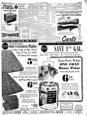 Alton Evening Telegraph from Alton, Illinois on August 22, 1963 · Page 5