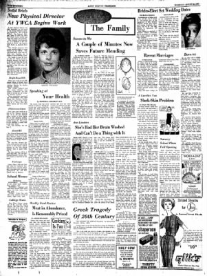 Alton Evening Telegraph from Alton, Illinois on August 22, 1963 · Page 18
