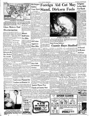 Alton Evening Telegraph from Alton, Illinois on August 24, 1963 · Page 2