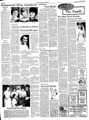 Alton Evening Telegraph from Alton, Illinois on August 27, 1963 · Page 6