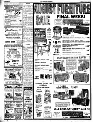 Alton Evening Telegraph from Alton, Illinois on August 27, 1963 · Page 16