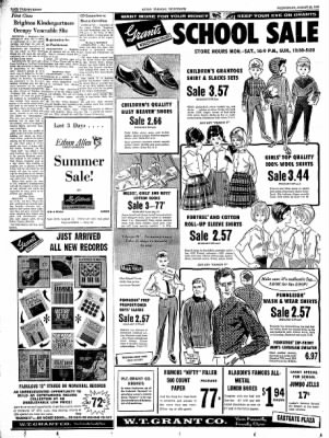 Alton Evening Telegraph from Alton, Illinois on August 28, 1963 · Page 27