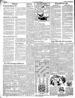 Alton Evening Telegraph from Alton, Illinois on August 29, 1963 · Page 4