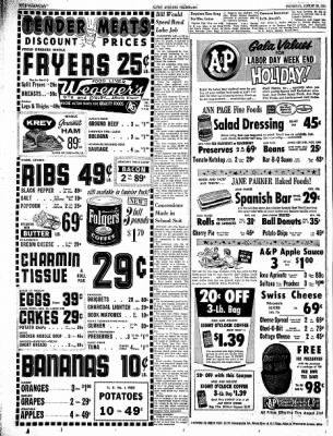 Alton Evening Telegraph from Alton, Illinois on August 29, 1963 · Page 25