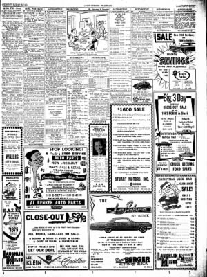 Alton Evening Telegraph from Alton, Illinois on August 29, 1963 · Page 36