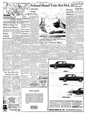 Alton Evening Telegraph from Alton, Illinois on September 10, 1963 · Page 2