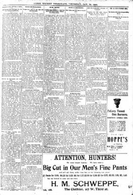 Alton Telegraph from Alton, Illinois on January 18, 1900 · Page 3