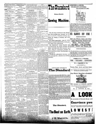 The Postville Review from Postville, Iowa on September 26, 1891 · Page 3