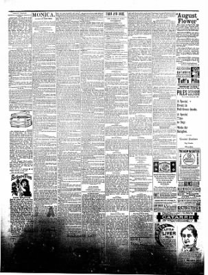 The Postville Review from Postville, Iowa on September 26, 1891 · Page 4