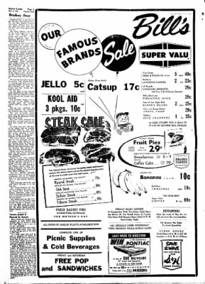 Fayette County Leader from Fayette, Iowa on May 11, 1961 · Page 3