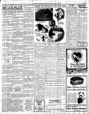 The Iola Register from Iola, Kansas on February 12, 1927 · Page 3