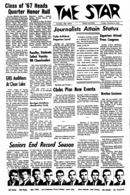 The Algona Upper Des Moines from Algona, Iowa on November 8, 1966 · Page 4