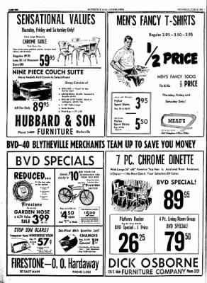 The Courier News from Blytheville, Arkansas on June 16, 1954 · Page 24