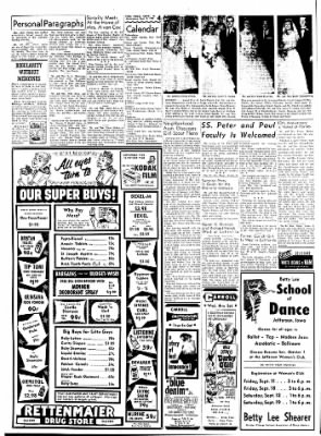 Carrol Daily Times Herald from Carroll, Iowa on September 9, 1959 · Page 4